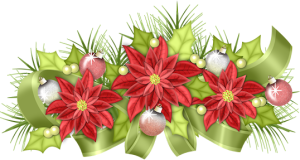 PoinsettiaGarland